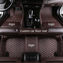 kalaisike Custom car floor mats for BMW all models X3 X1 X4 X5 X6 Z4 f30 f10 f11 f25 f15 f34 e83 e70 e53 g30 e34 e46 e90 e60 e84