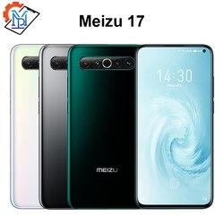 Meizu 17 мобильный телефон с 6,6-дюймовым дисплеем, восьмиядерным процессором Snapdragon 865, ОЗУ 8 Гб, ПЗУ 128 ГБ, 30 Вт