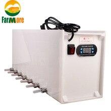 220V Termostato Intelligente di Cura Tettarelle da biberon Automatico Piglet Latte Alimentatore con 14pc ciucci per bambini