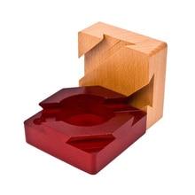 Прямая поставка Luban Lock игрушки для повышения IQ деревянная Волшебная коробка игра-головоломка для детей и взрослых обучающая игрушка для Тренировки Мозга горячие игрушки