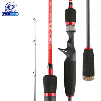 Fishing Rod Canne A Peche Carbonne Hardness M Lure Carbon Canne Spinning Casting Rod Peche En Mer Canna Da Pesca Baitcasting Rod