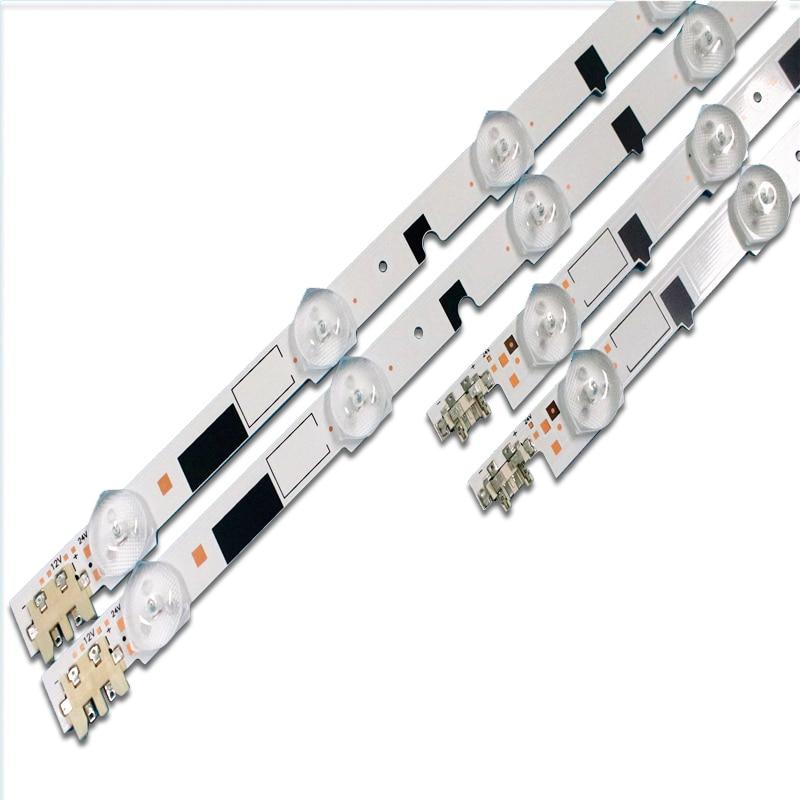 832 milímetros LED Backlight Lâmpada 9led para