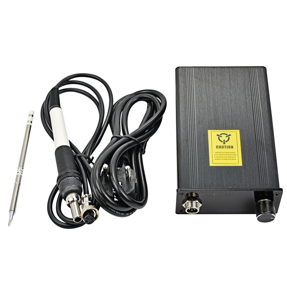 AC 110V 220V OLED T12 цифров терморегулатор за - Заваръчно оборудване - Снимка 6