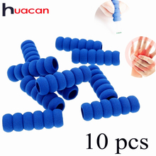 haucan 10PCS Diamond Painting Accessories Embroidery Pen Cover Tools Sponge Rhinestone Mosaic Point