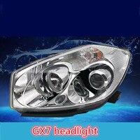 Car headlights ,headlamp assembly for Geely Emgrand EX7, EmgrarandX7 EX7 GX7