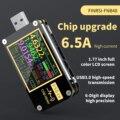 FNIRSI-FNB48 Digital Voltmeter Amperemeter Strom USB tester PD trigger QC4 + PD 3,0 2,0 PPS Schnelle Lade Protokoll Kapazität Tester