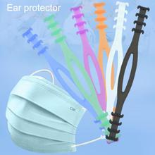 Hook Mask-Extension Buckle Ear-Protector for Kids Adults Earmuff Rope Anti-Slip-Mask