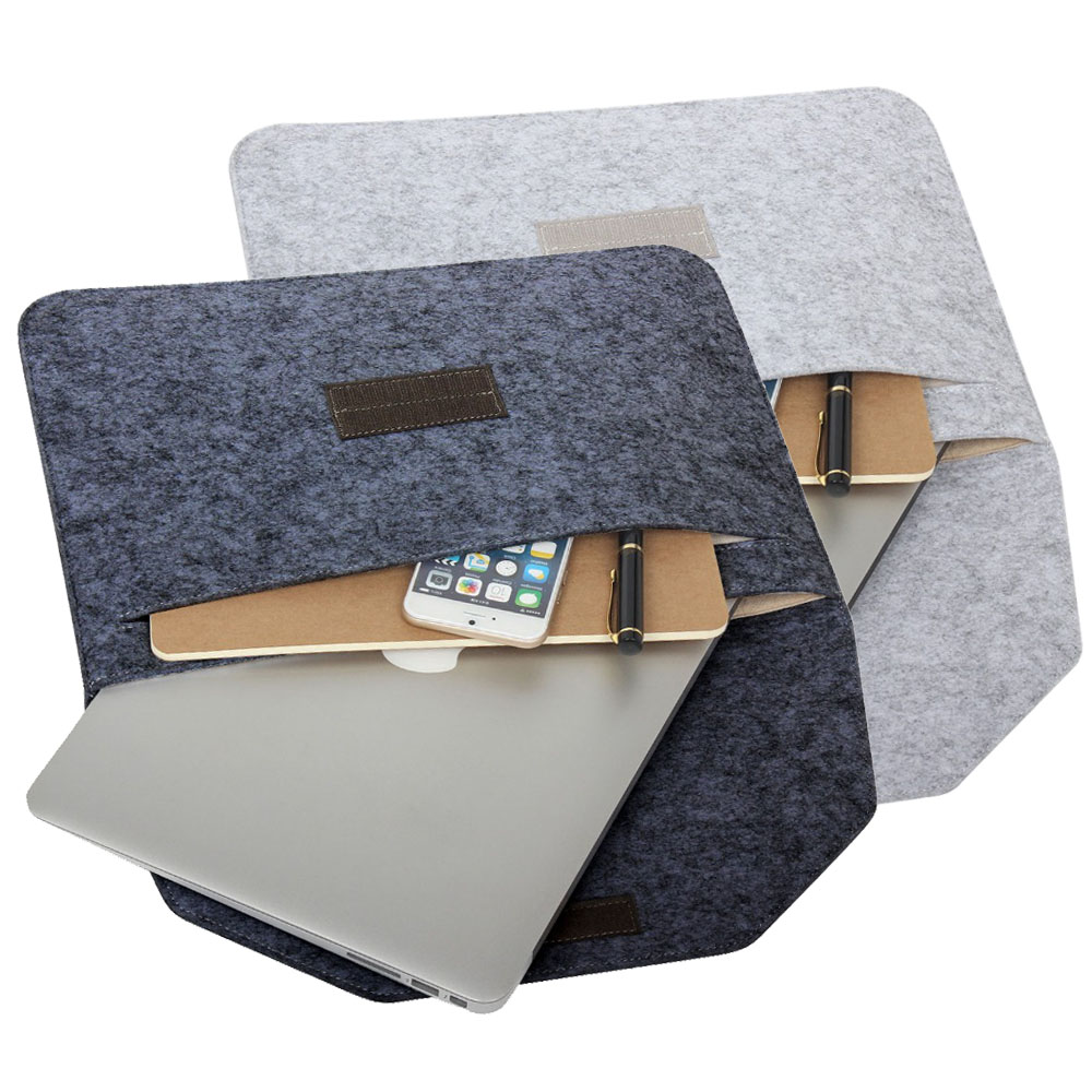 NEW Soft Sleeve Laptop Bag For Macbook Air Pro Retina 11 12 13 14 15 inch Notebook PC Tablet Case Cover for HP Dell Mac book