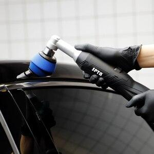Image 5 - SPTA 12V מיקרו אלחוטי מערבולת רוצח מיני כפולה פעולה רכב לטש RO/DA עבור ליטוש, מלטש וניקוי