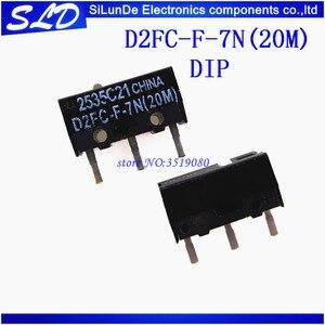 Image 1 - شحن مجاني 50 قطعة/الوحدة D2FC F 7N (20 M) D2FC F 7N 20M D2FC F 7N جديدة ومبتكرة في المخزون