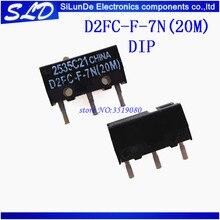 무료 배송 50 개/몫 D2FC F 7N (20 m) D2FC F 7N 20 m D2FC F 7N 신품 및 기존 재고 있음