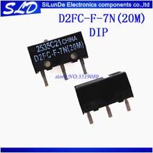Vận Chuyển miễn phí 50 cái/lốc D2FC F 7N 20M D2FC F 7N 20M D2FC F 7N mới và ban đầu Còn Hàng