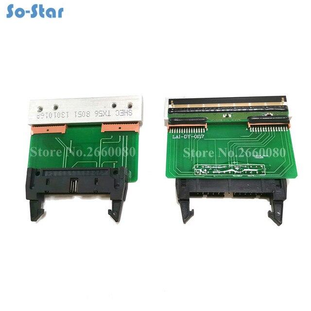 CAS הדפסת ראש LP 15 LP15 LP 1.5 LP 16 LP16 LP 1.6V תרמית ראש ההדפסה עבור CAS lp1.5 /lp1.6 תווית הדפסת במשקל