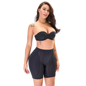 Image 3 - Fake Butt Lifter Shapewear Buttocks Padded Panties Fajas Panty Shorts Liposuction Garment Thigh Trimmer Shape Wear Hip Enhancer