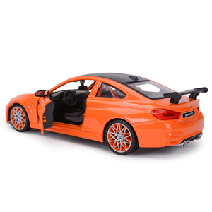Image 4 - Maisto 1:24 bmw M4 gtsスポーツ車静的ダイキャスト車両モデルカーのおもちゃ