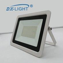 Светодиодный инженерный светильник 100 Вт, 50 Вт, 30 Вт, 20 Вт, 10 Вт, ультратонкий Светодиодный прожектор, точечный светильник, Уличный настенный светильник 230 В, IP68, Уличный настенный светильник, рабочий светильник