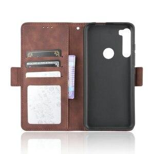 Image 3 - Card Slot Removable Leather 360 Protect for Motorola Moto One Fusion Plus Luxury Case Motorola One Fusion Flip Cover 1 Fusion+