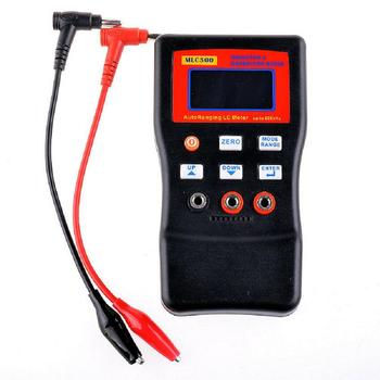 High quality AutoRanging LC Meter 0.001uH to 100H 0.01pF to 100mF 1% Accuracy 5 Digits