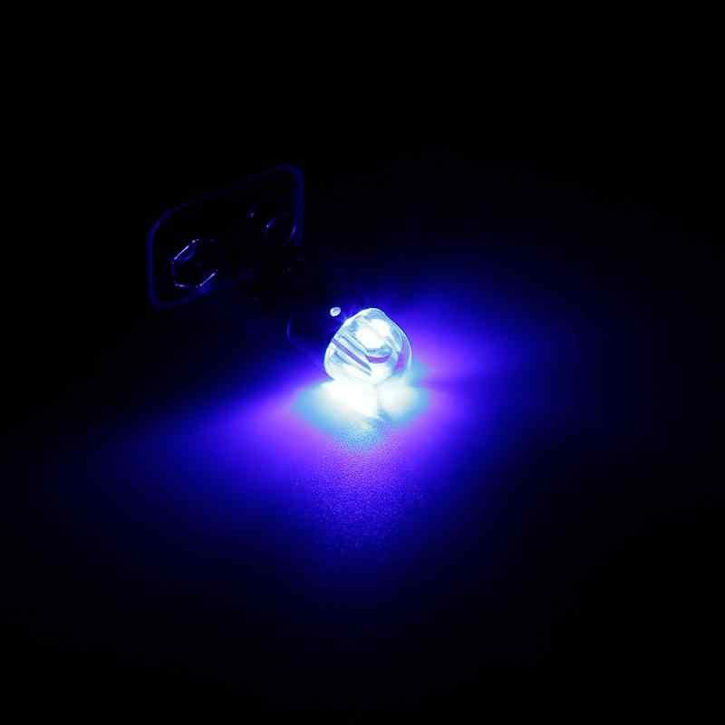 T10 W5W Putih Cerah LED Mobil Turn Sisi Lampu Penanda Lampu Mobil Ekor Bohlam LED Auto Baji Parkir Lampu Mobil styling Lampu DC 12V