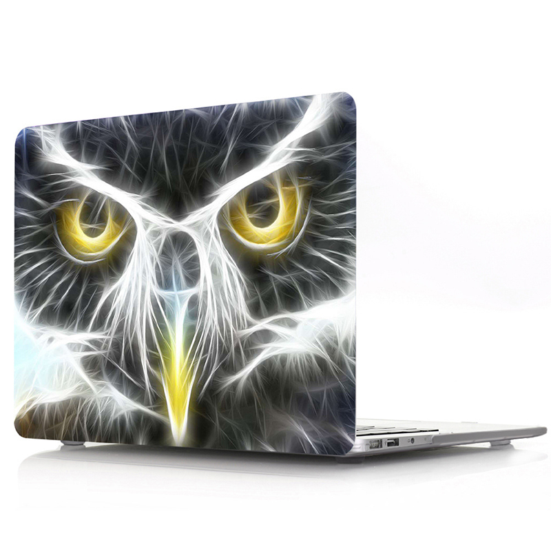 Raffiti Animal Pattern Case for MacBook 37
