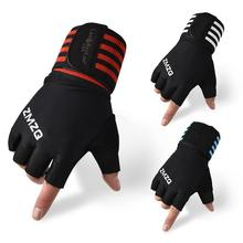 Gym  Gloves For Weight Lifting Body Building Training Sports Exercise Sport Workout Glove For Men Women M/l/xl
