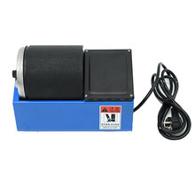 Hbm мини роторная полировальная машина полировщик бисера с резиновыми