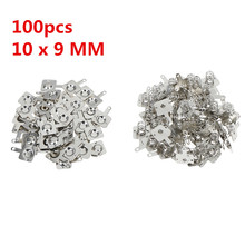 100pcs Battery Battery Shrapnel AA Or AAA Battery Spring 7 No. Positive And Negative Contact Pieces 50pairs