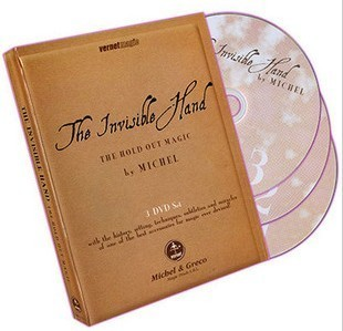 The Invisible Hand 1-3 By Michel Michel- MAGIC TRICKS