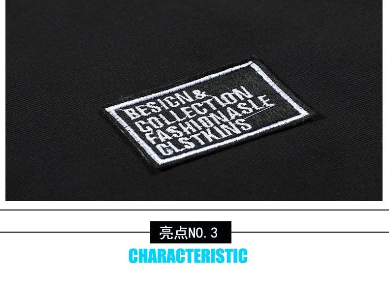 Hcff380c29ef14027a3fcf6a19710c40cN 2019 Men Jacket Casual Cotton Washed Retro College Baseball Workwear Business Black Vintage Coat Male Spring Autumn Jacket Men