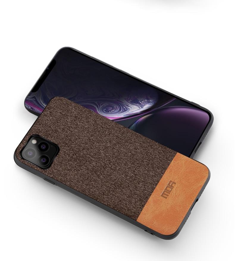 MOFi Fabric Case for iPhone 11/11 Pro/11 Pro Max