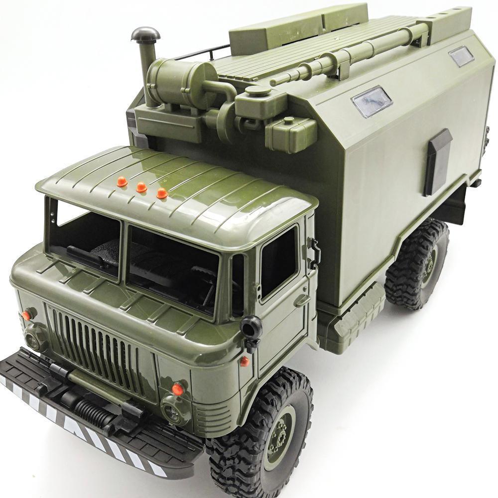 WPL B24ZH GASS 66 1/16 2,4G 4WD Rc автомобиль с дистанционным управлением Грузовик Рок Гусеничный RTR игрушка|Радиоуправляемые автомобили|   | АлиЭкспресс