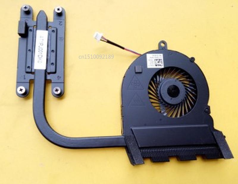 Free Shipping For Dell Inspiron 5565 5567 5767 CPU Fan Heatsink 0T6X66 T6X66