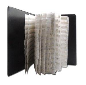 Image 3 - SMD Resistor Book 0201 0402 0603 0805 1206 1% 0R 10M  170 kinds of 50pcs each Resistance Sample Book