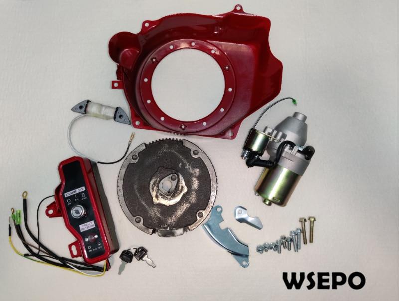 partida eletrica build kit motor de partida habitacao volante charing bobina interruptor caixa parafusos se