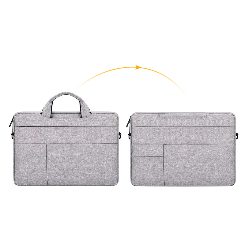Universal Laptop Bag 13.3/14.1/15.6 inch Notebook Messenger Sleeve for Macbook Computer Handbag  Shouder Bag Travel Briefcase 4