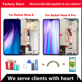 10-Touch AAA Quality LCD For Xiaomi Redmi Note 8 LCD Display Screen For Redmi Note8 Pro LCD Display Screen 1