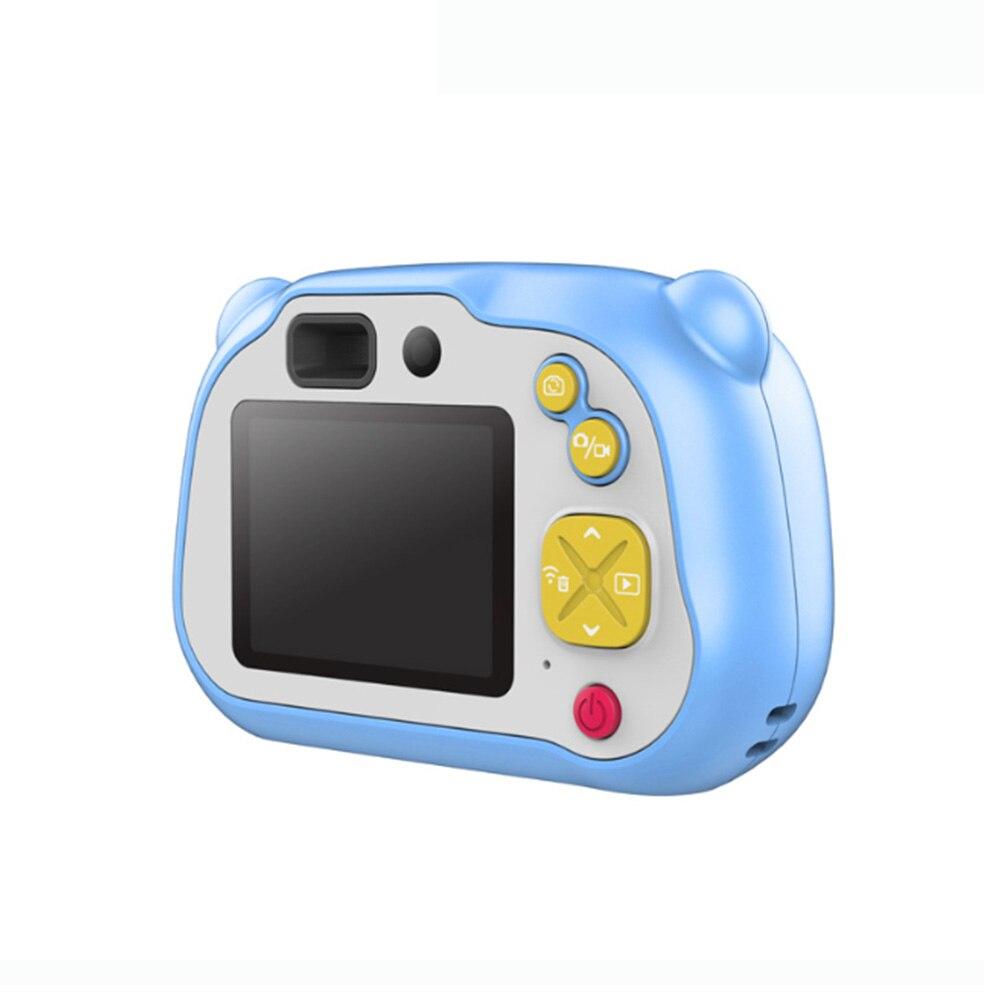 20 millions de pixels clair retardateur numérique enfants caméra alimenté par batterie jouet accompagner USB charge résistant à l'usure Mini WIFI