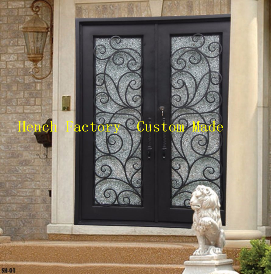 Shanghai Hench Brand China Factory 100% Custom Made Sale Australia Net Iron Door