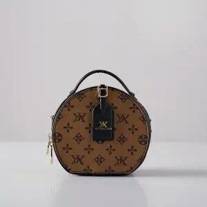 bags for women 2020 new presbyopic fashion small round bag portable travel bag 6