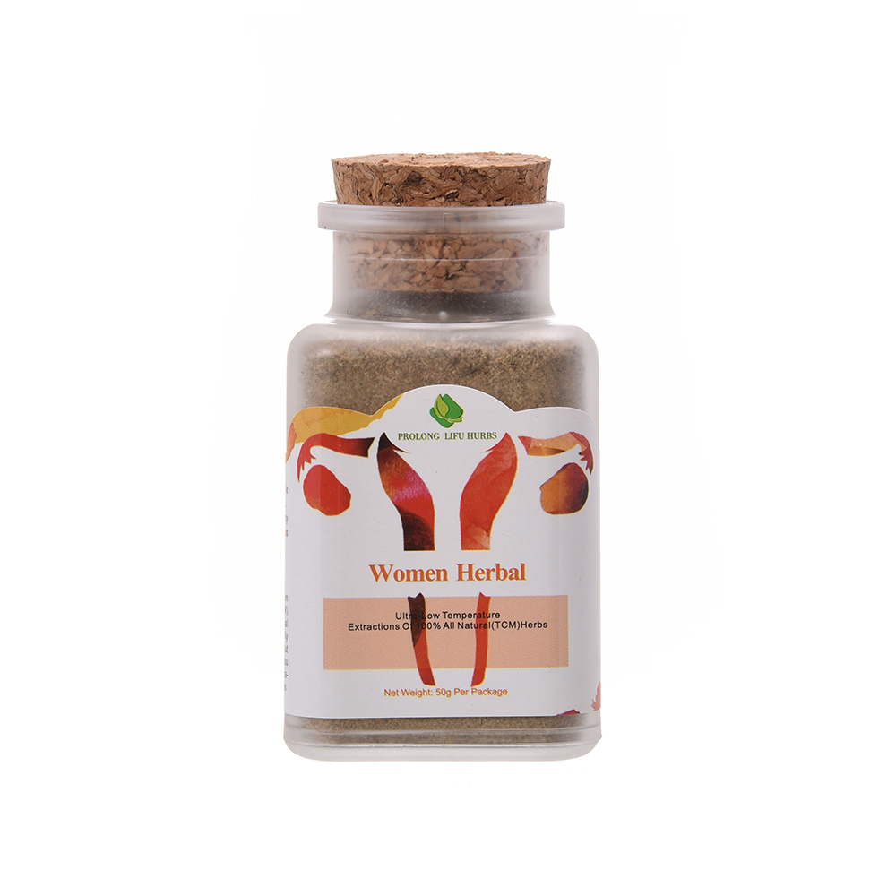 Prolong Lifu Women Herbal Cure Uterine Fibroids, Turbulence, Vaginitis, Remove Vaginal Foreign Body. Care Female Boby.