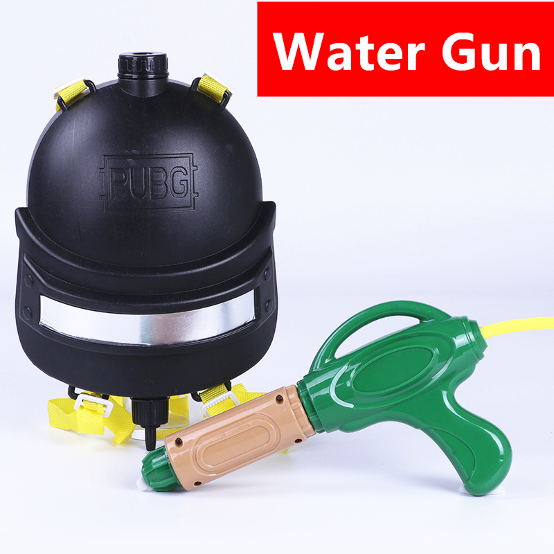 1500 mL Children's Backpack Water Gun Toy Pull-out Large-capacity Water Spray Gun Outdoor Toys Summer Games squirt gun Toy