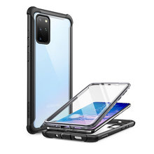 For Samsung Galaxy S20 Plus Case (2020) Ares Full Body Rugged Case WITH Built in Screen Protector Compatible with Fingerprint ID