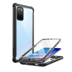 Image 1 - For Samsung Galaxy S20 Plus Case (2020) Ares Full Body Rugged Case WITH Built in Screen Protector Compatible with Fingerprint ID