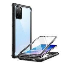 Voor Samsung Galaxy S20 Plus Case (2020) ares Full Body Rugged Case Met Ingebouwde Screen Protector Compatibel Met Vingerafdruk Id