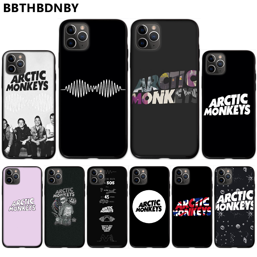 Arctic Monkeys DIY Printing Phone Case cover Shell For iphone 5 5S SE 5C 6 6S 7 8 plus X XS XR 11 PRO MAX