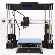 Barato impressora 3d 2020 a8 atualizador novo mainboard reprap prusa i3 diy impressora 3d