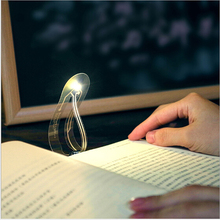 Mini Bookmark Reading-Lamp Creative with Led-Light for Portable Small
