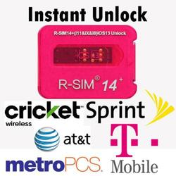 Đa Năng R-SIM14 + Nano Mở Khóa Thẻ Hoàn Toàn Tự Động Mở Khóa Thẻ Ốp Lưng Giá Đỡ Với Nâng Cấp Chương Trình Cho IOS13 iPhone