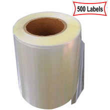 Label Protectors - Library book label protection (50.8 X 101.6 mm) - Clear Book Repaire Tape Labels 500 Labels per Roll december fluorescent paper labels 500 labels roll 3 x 2