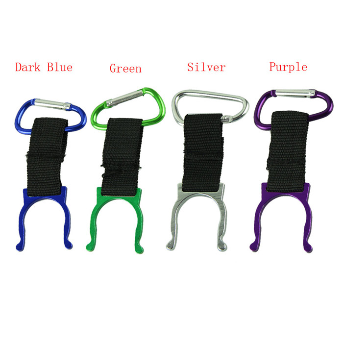 Carabiner Water Bottle Buckle Hook Holder Clip For Camping Hiking Traveling camping Carabiner Water Bottle Buckle Hook Holder